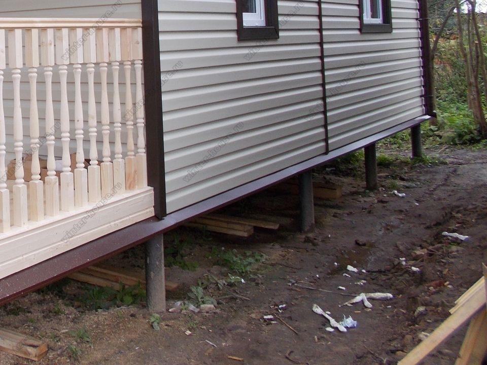 Строительство каркасных домов под ключ в Голицыно проекты и цены