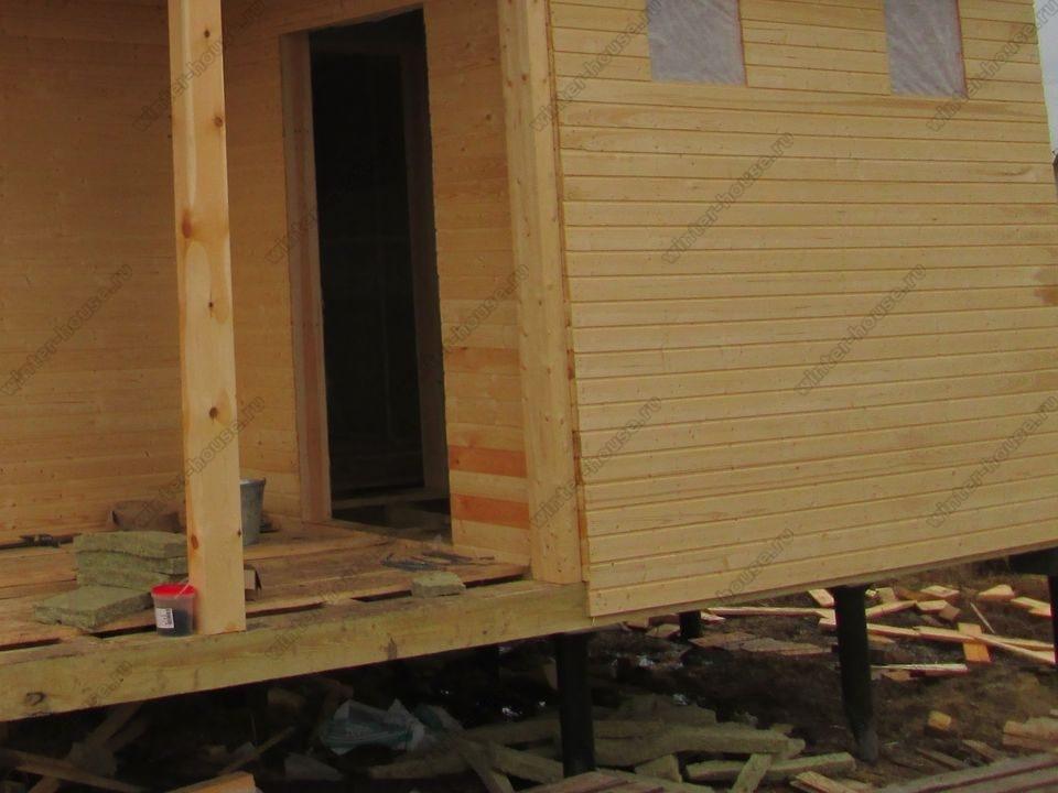 Строительство каркасных домов под ключ в Меленках проекты и цены