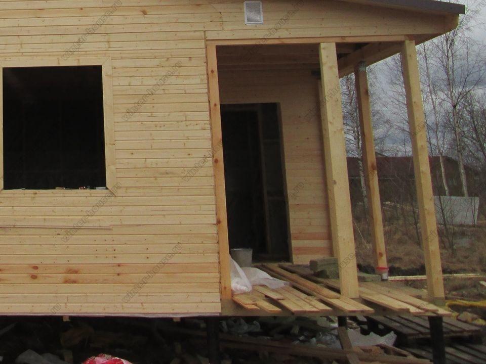 Строительство каркасных домов под ключ в Лакинске проекты и цены