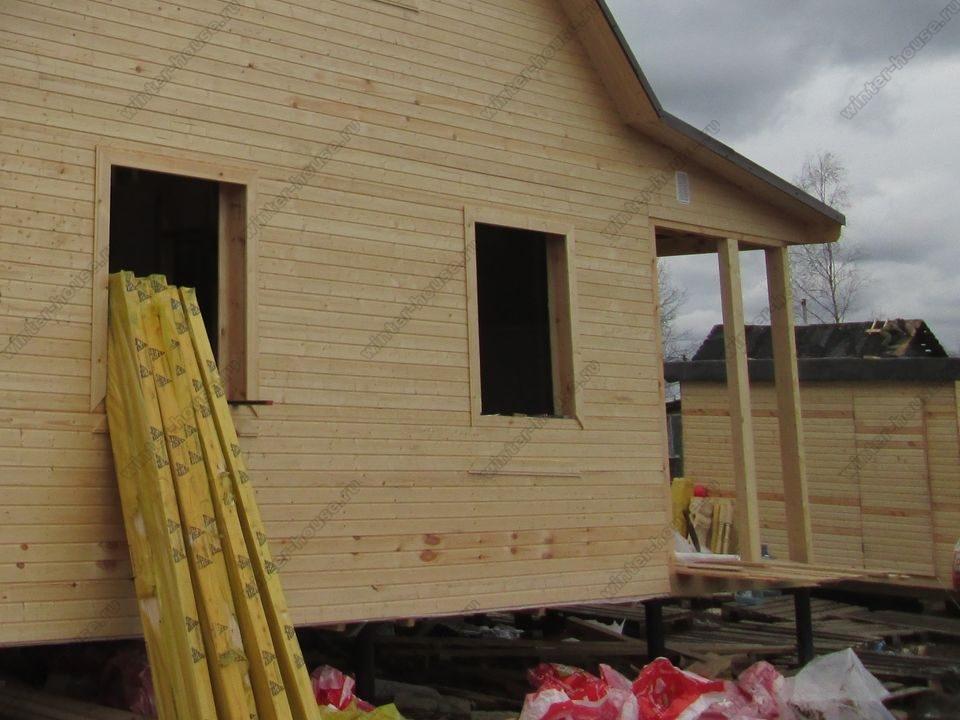 Строительство каркасных домов под ключ в Камешково проекты и цены