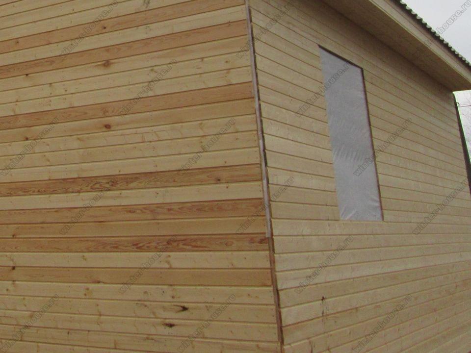 Строительство каркасных домов под ключ в Радужном проекты и цены