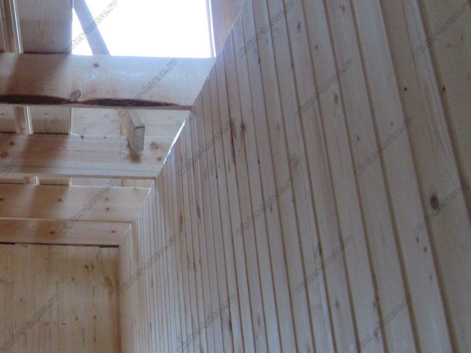 каркасный дом построенный в г Мышкин фото