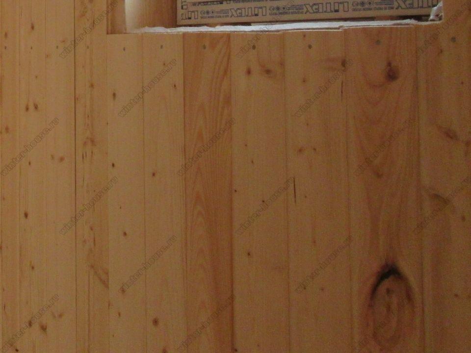 каркасный дом построенный в г Данилов фото