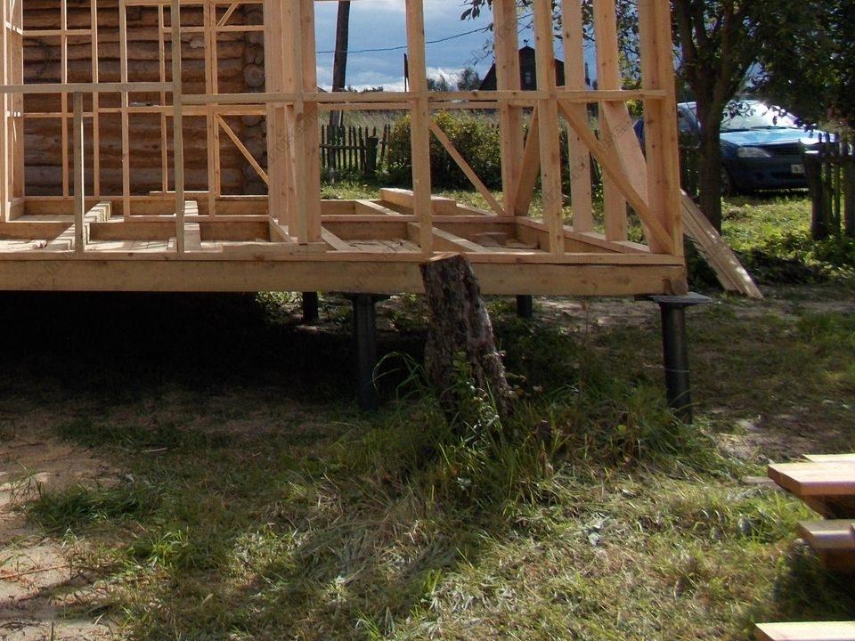 Строительство каркасных домов под ключ в Пересвете проекты и цены