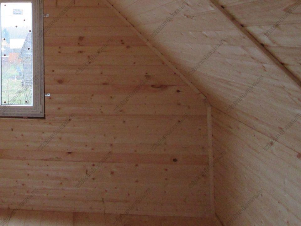 каркасный дом построенный в г Гороховец фото
