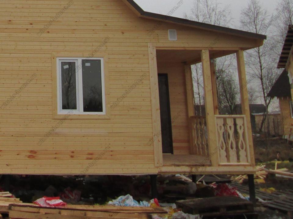 Строительство каркасных домов под ключ в Калуге проекты и цены