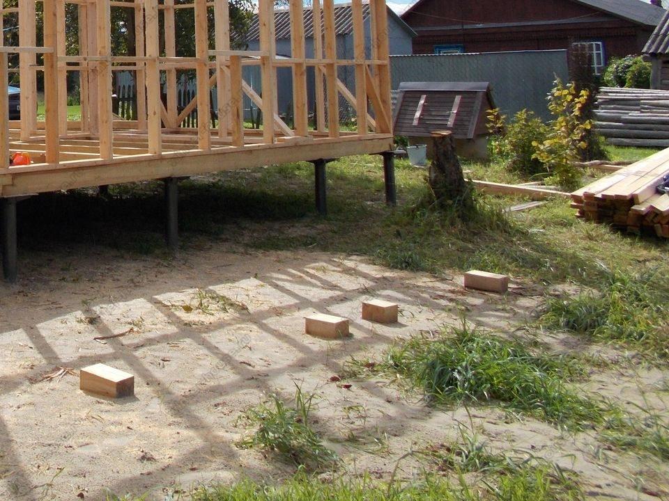 Строительство каркасных домов под ключ в Красноармейске проекты и цены