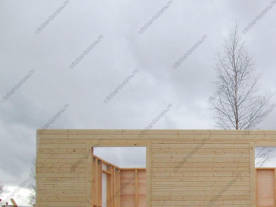 Строительство каркасных домов под ключ в Ярославле проекты и цены