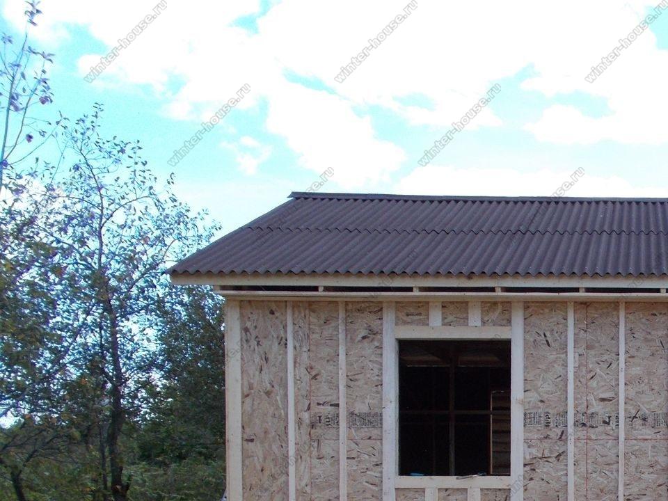 Строительство каркасных домов под ключ в Ожерелье проекты и цены