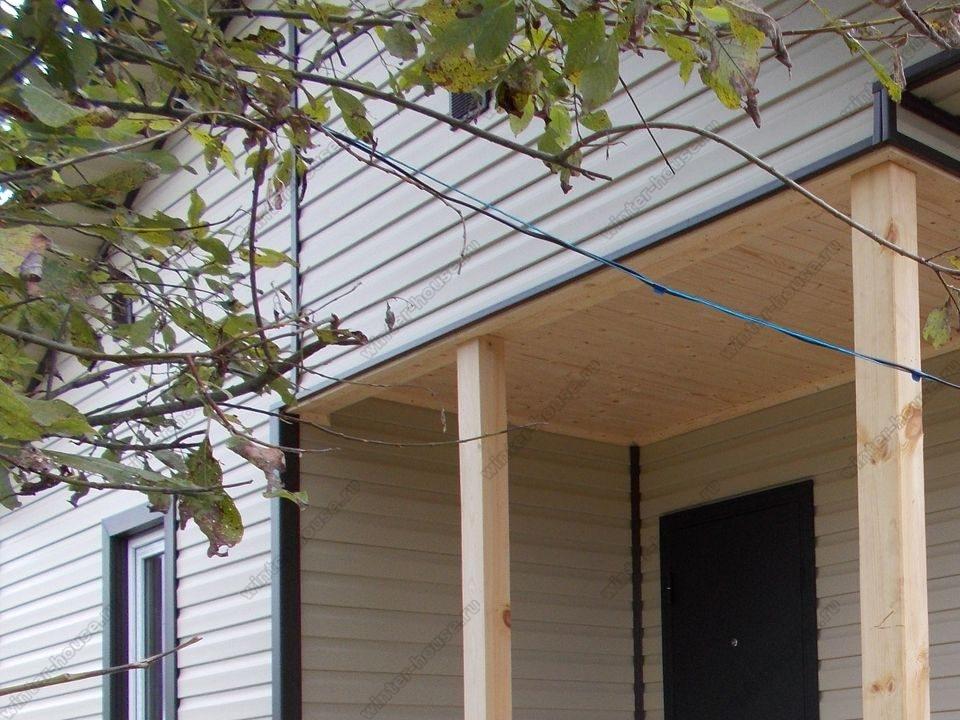 Строительство каркасных домов под ключ в Клину проекты и цены