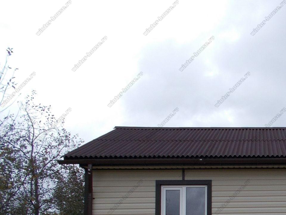 каркасный дом построенный в г Ногинск фото