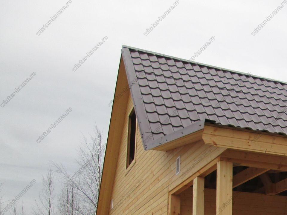 Строительство каркасных домов под ключ в Старице проекты и цены