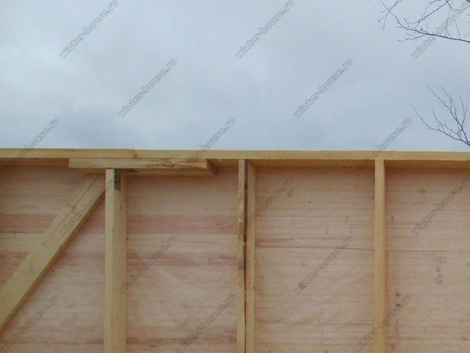 Строительство каркасных домов под ключ в Любим проекты и цены