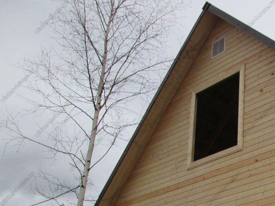 Строительство каркасных домов под ключ в Бологое проекты и цены