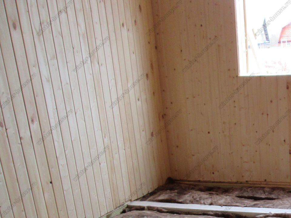 Строительство каркасных домов под ключ в Вышнем Волочёке проекты и цены