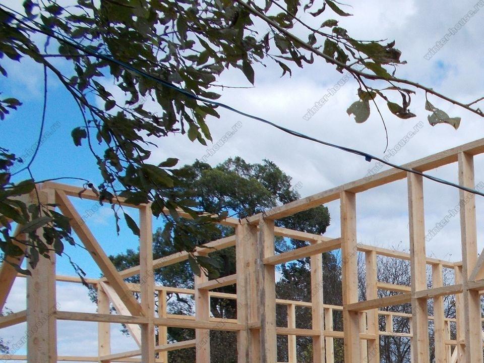 Строительство каркасных домов под ключ в Озёрах проекты и цены