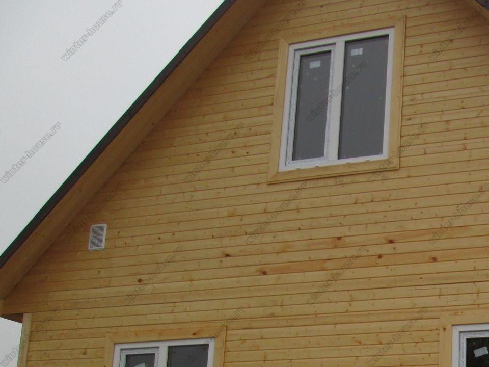 каркасный дом построенный в г Тверь фото