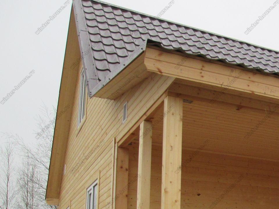 Строительство каркасных домов под ключ в Твери проекты и цены