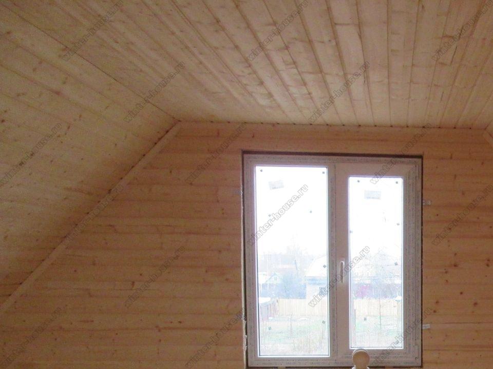 Строительство каркасных домов под ключ в Андреаполе проекты и цены