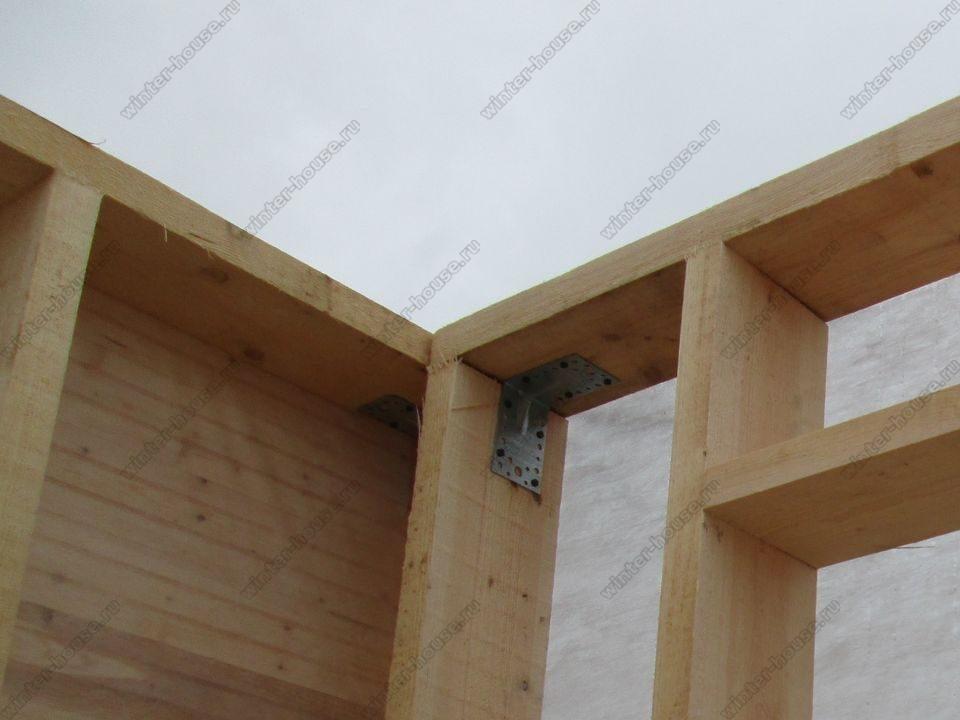 Строительство каркасных домов под ключ в Гороховце проекты и цены