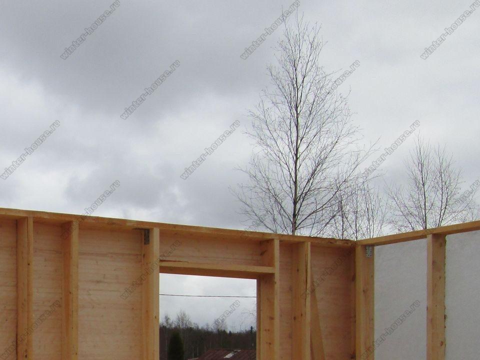 Строительство каркасных домов под ключ в Конаково проекты и цены