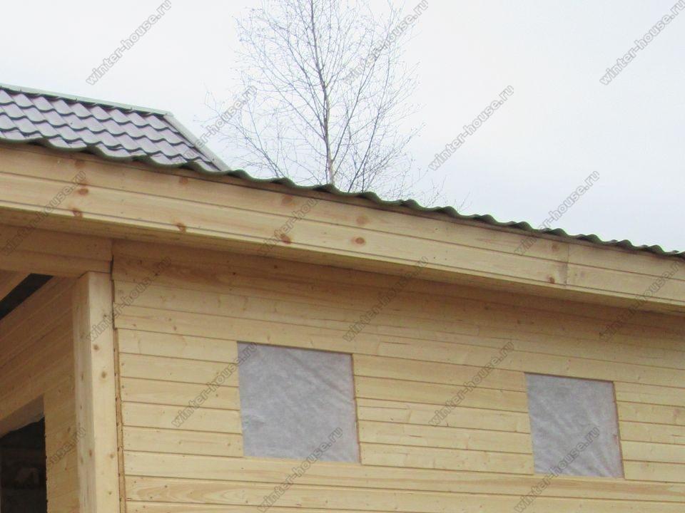 Строительство каркасных домов под ключ в Нелидово проекты и цены