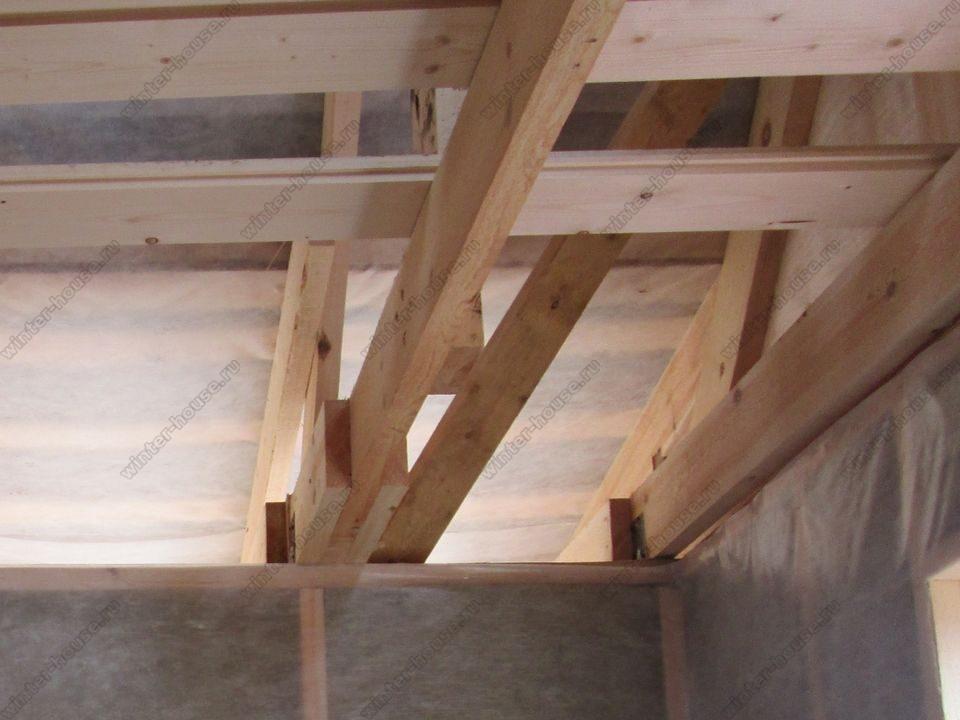 Строительство каркасных домов под ключ в Спасск-Рязанском проекты и цены