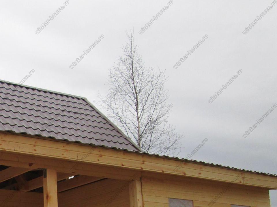 Строительство каркасных домов под ключ в Липках проекты и цены