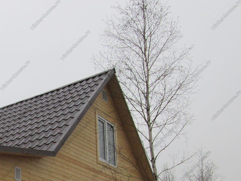Строительство каркасных домов под ключ в Туле проекты и цены