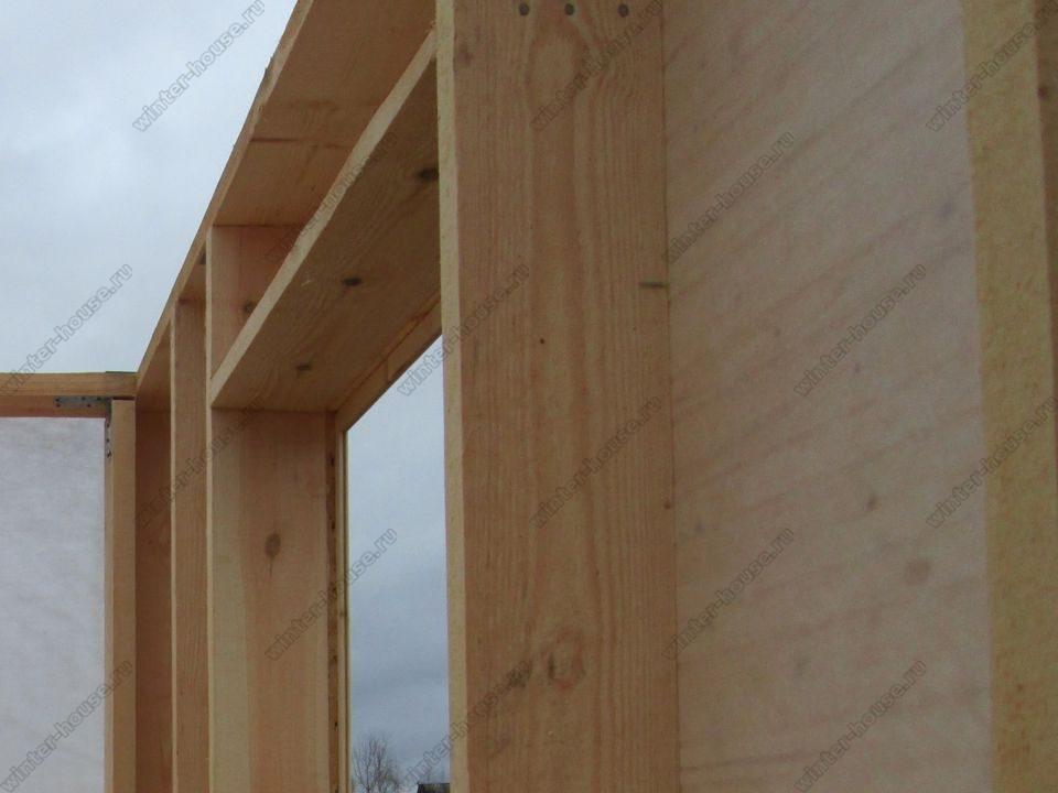 Строительство каркасных домов под ключ в Кувшинове проекты и цены