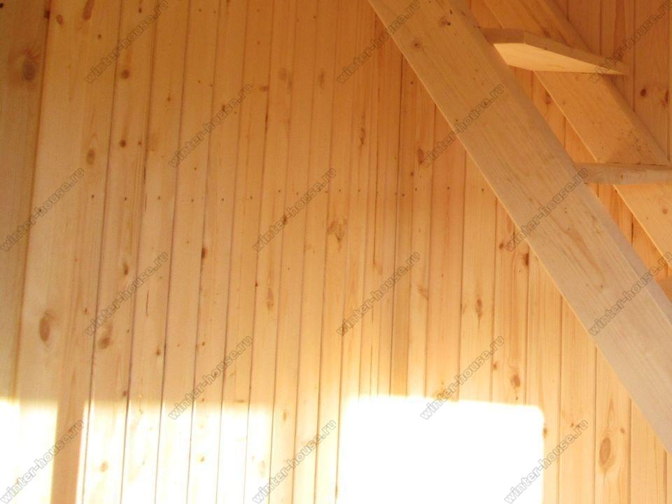 каркасный дом построенный в г Апрелевка фото