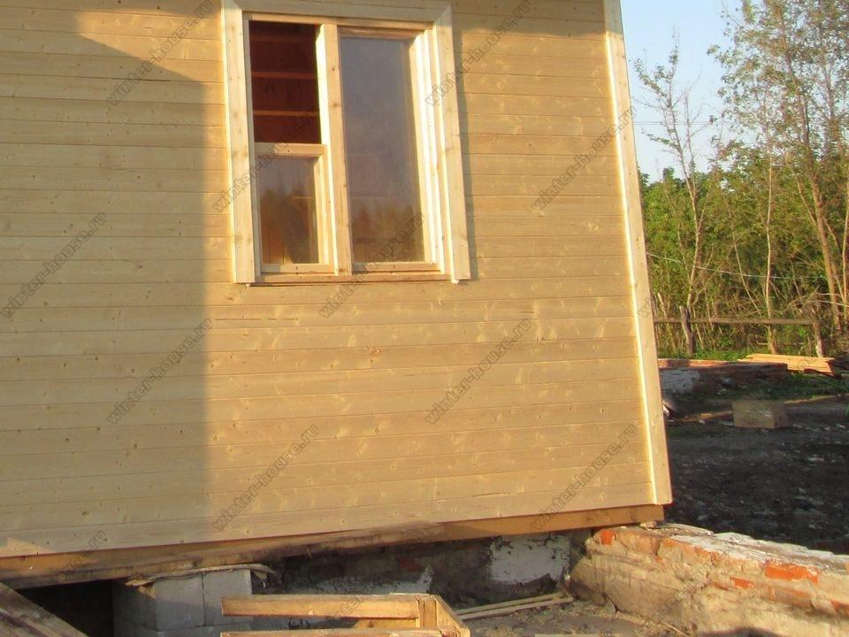Строительство каркасных домов под ключ в Чехове проекты и цены