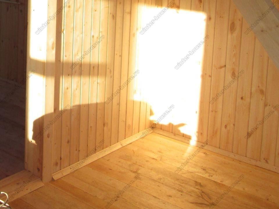 каркасный дом построенный в г Видное фото