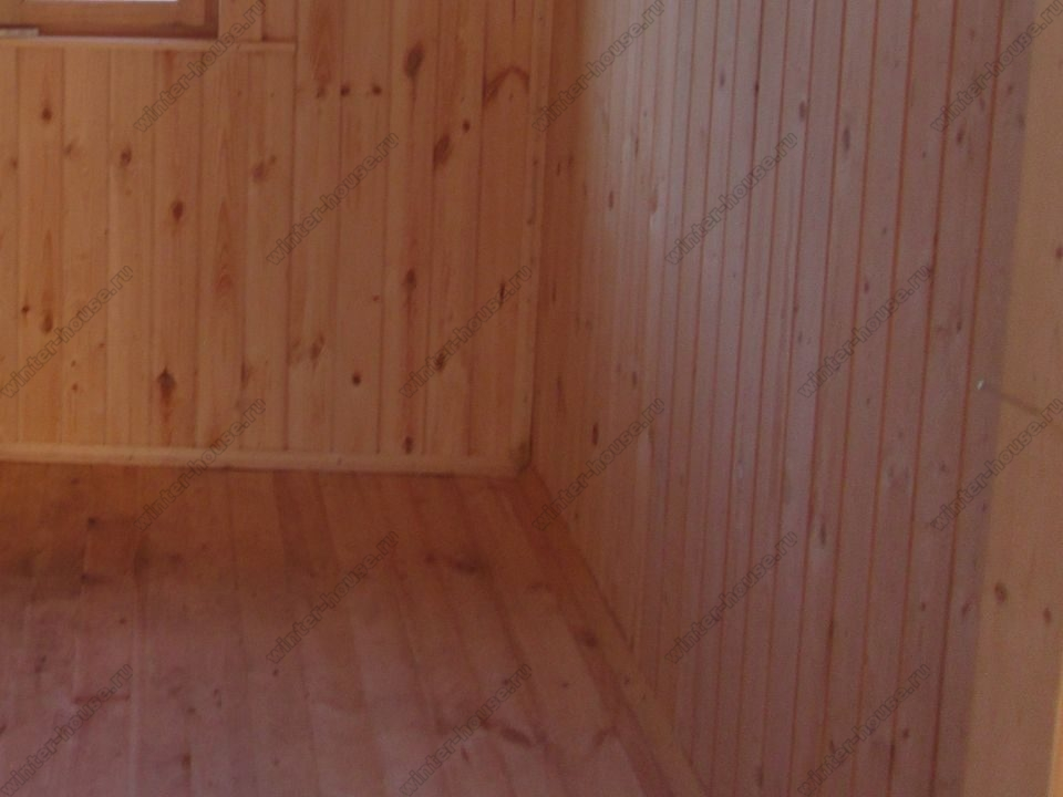 каркасный дом построенный в г Красногорск фото