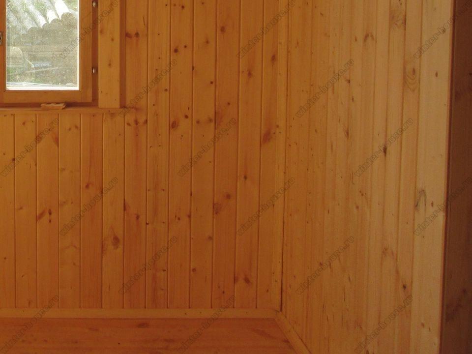 каркасный дом построенный в г Люберцы фото