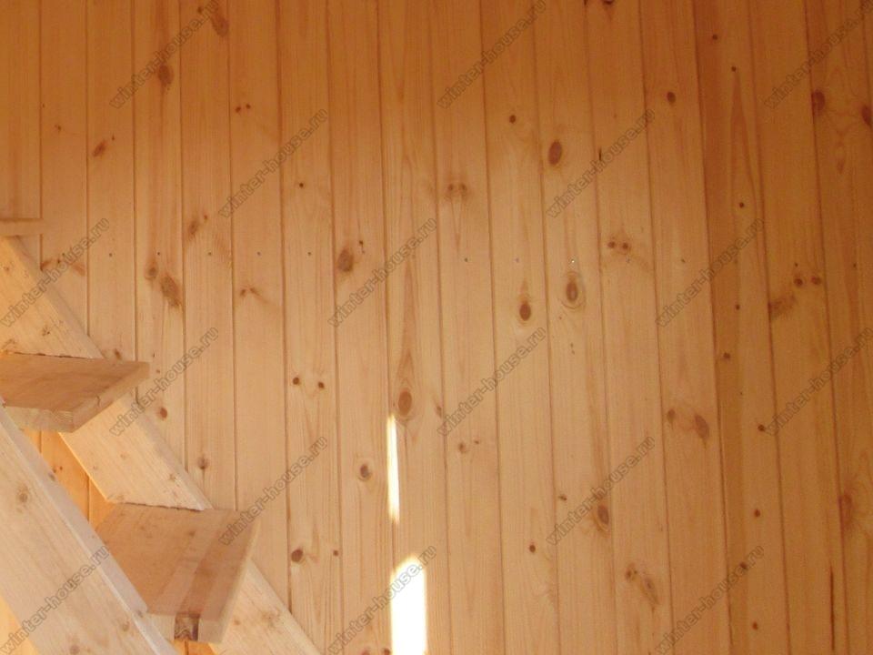 каркасный дом построенный в г Орехово-Зуево фото
