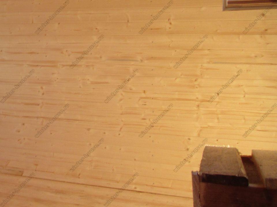 каркасный дом построенный в г Дмитров фото