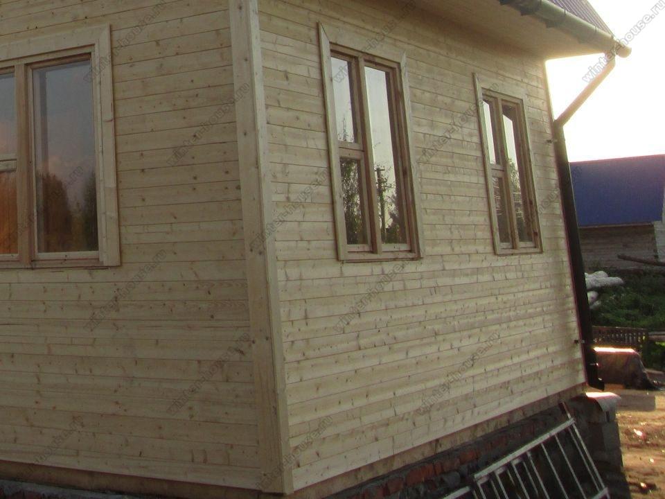 Строительство каркасных домов под ключ в Электростали проекты и цены