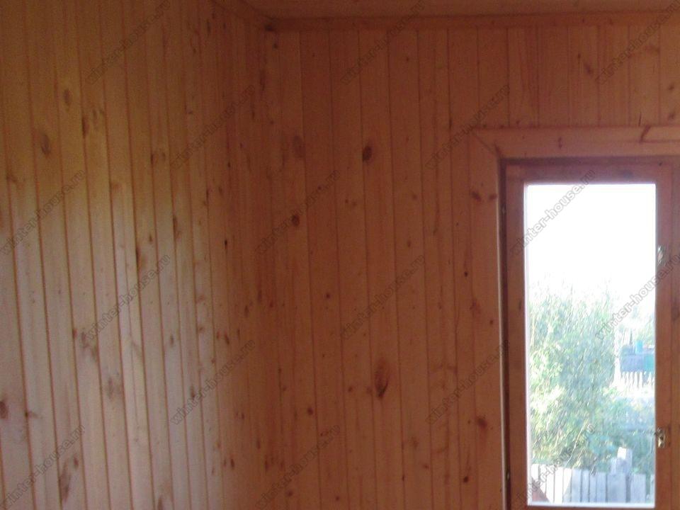 каркасный дом построенный в г Сергиев Посад фото