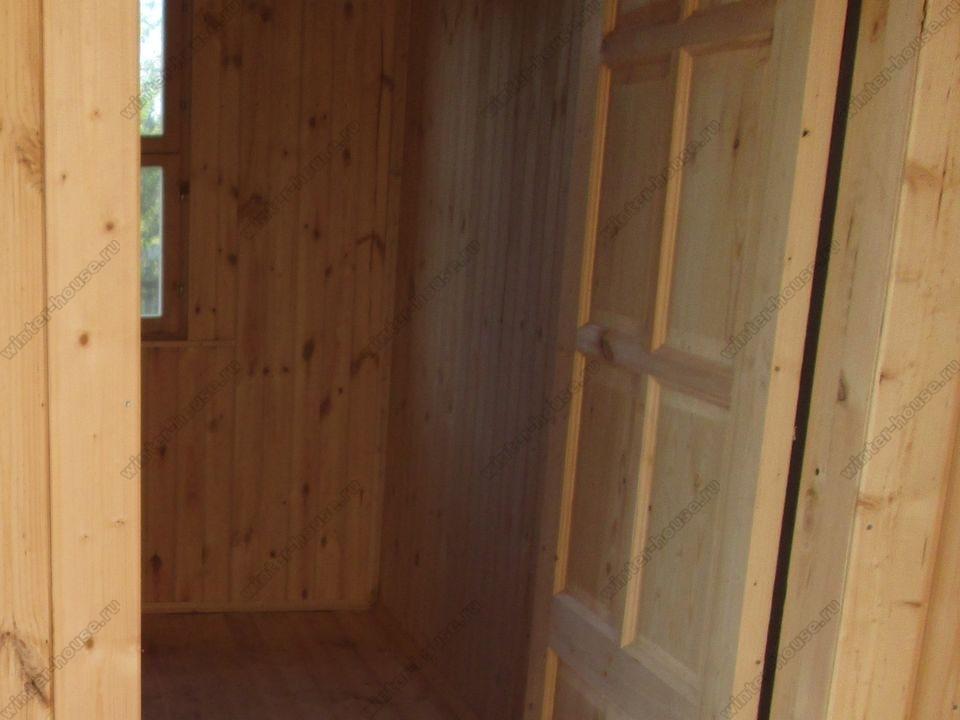 каркасный дом построенный в г Королёв фото
