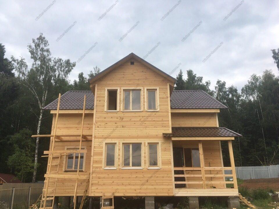 Купить каркасный дом под ключ недорого для постоянного проживания