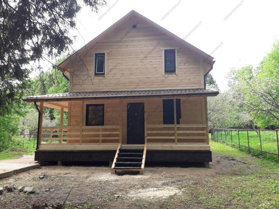 Заказать постройку дома для зимнего проживания