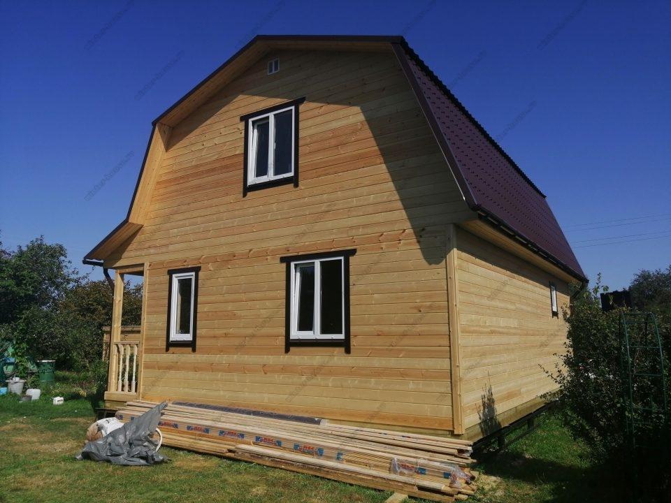 Зимние каркасные дома под ключ недорого для постоянного проживания