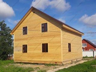 Строительство каркасных домов в Москве и Московской области