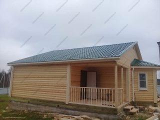 Расценки на строительство дома из бруса прайс лист в Москве