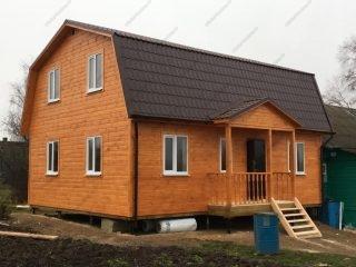 Строительство каркасных домов под ключ в Ярославской области