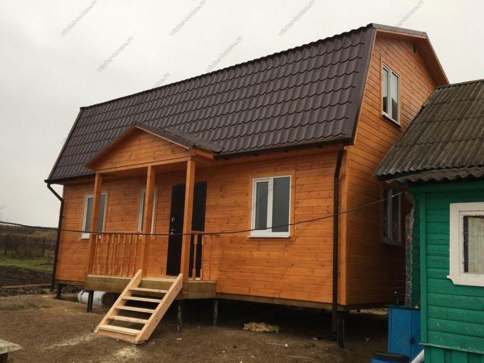 Каркасные дома для постоянного и зимнего проживания фото и цены