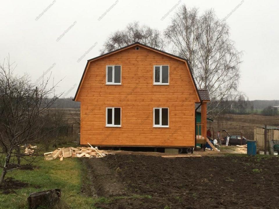 Строительство каркасных домов в Ярославской области фото и цены