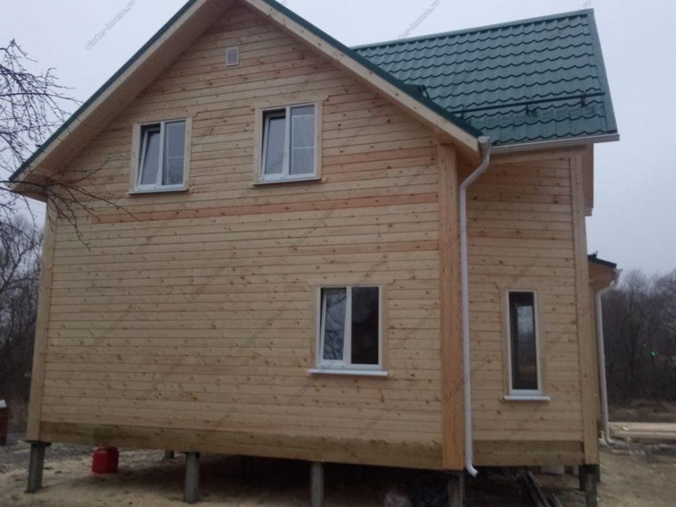 Загородный дом для проживания фото с ценой