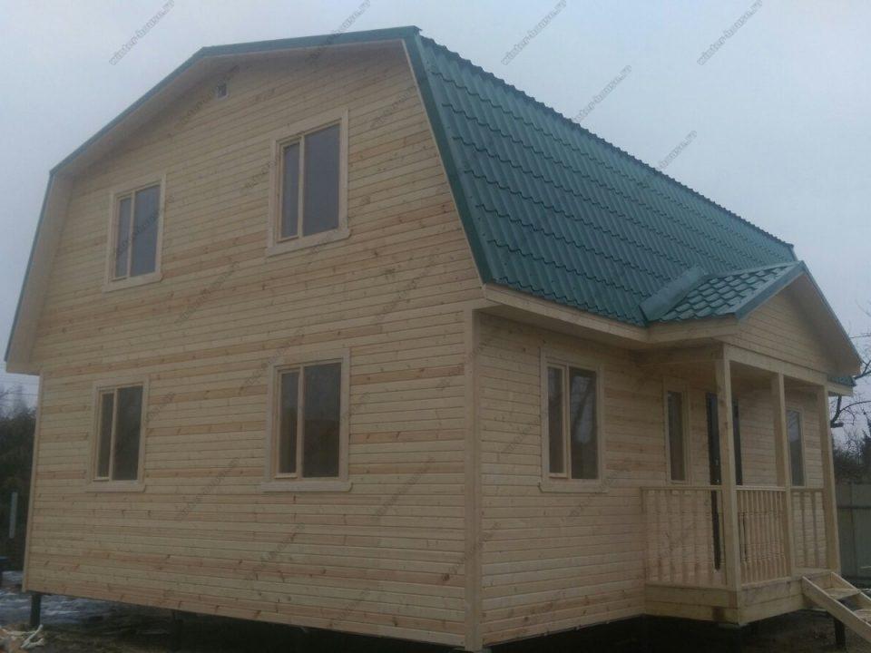 Каркасные дома под ключ недорого для постоянного проживания цены в Коломне